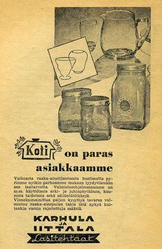 vanhat mainokset - Google Search Advertising, Ads, Old Pictures, Ancient History, Finland, Childhood Memories, Scandinavian, Nostalgia, Retro
