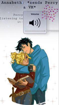Annabeth: *sends Percy a voice message* Percy's volume go: jdkjzjdjd Team Leo, Wise Girl, Leo Valdez, Percy Jackson Fandom, Percabeth, Rick Riordan, Olympians, Pj, Wallpapers