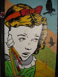 Graffiti Bogotá, Colombia