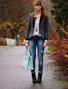 the blazer outfit