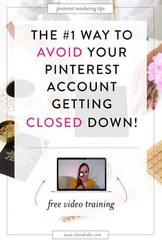 In this video training I discuss the new issue for those of us who use Pinterest for business - and that's getting our Pinterest account closed down because of the 3rd party content we share! We need to make sure that other people's content is quality and will not lead to spam! So how do we do this without checking every single pin? In this Facebook Live training I show you the #1 way! #pinterestforyourbusiness #pinterestforbusinesstips #pinteresttraffic #pinterestconvert #pinteresttips