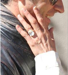 Jennifer Aniston's engagement ring