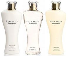 Victoria's Secret Dream Angels Heavenly Angel Mist....in my top ten perfumes! :)