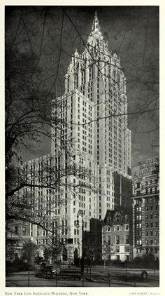 The New York Life Insurance Building, New York City