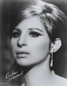 Barbra Streisand: Smooth and stunning voice, exceptional actress, director. Icon of Broadway and film, Funny Girl, The Way We Were. If you really listen, there's nothing kitchy about her. She's the real thing.