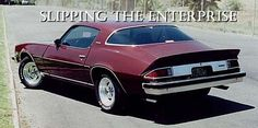 The other car I owned and drive in the screenplay