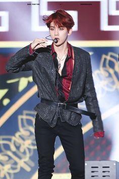 Baekhyun no DMC Festival - Exo