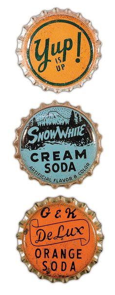 vintage bottle cap type