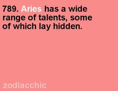 ZodiacChic: Aries. Check out much more engrossing aries horoscope content at the very best site for free astrology. . http://ifate.com