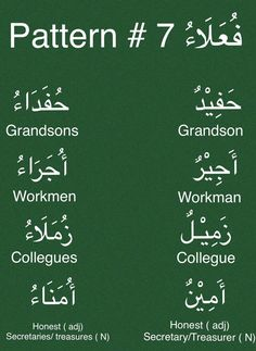 207 Best A R E B I C Images In 2019 Arabic Words