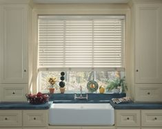 Farmhouse blinds and shades from Hunter Douglas. Check out your options in person or online at All About Blinds Albuquerque.