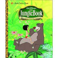 The Jungle Book--Golden Book <3