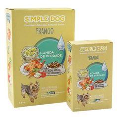 Comida desidratada para cães rende quatro vezes mais com adição de ...
