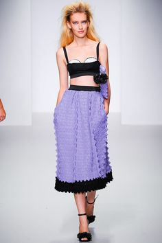 Sister by Sibling | Spring 2014 Ready-to-Wear Collection | Style.com
