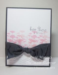 Stampin Up! Maui Stamper Best of Flowers 25th Anniversary