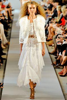 Oscar de la Renta - Pret A Porter - Nueva York Fashion Week 2012 - Spring Summer