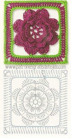 granny crochet pattern                                                                                                                                                                                 More