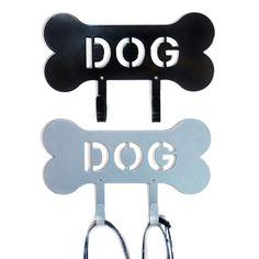 """Dog"" Leash Rack"
