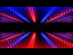 Stock Footage : Light wall neon LED disco 2W Ds Y3g
