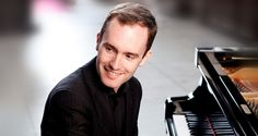 """Meet Pianist Simon Callaghan. """"As a child they always had a piano in the home - one being inherited from their Great Grandmother - so Simon always enjoyed playing. He began lessons young and is now a recording artist. He said that recording for the first time really taught him how to relax when performing. He also encourages all pianist, amateur especially, to record them playing. It is quite helpful, and they are often surprised at what they hear."""""""