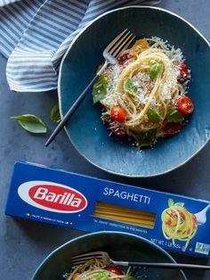 Charred Pasta Pomodoro