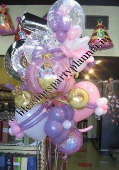 Ballon bouquet