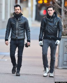 justin theroux and his insanely hot younger brother, sebastian, aka my future husband.