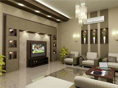 Glossy interior decoration with modern technology. #Home decor at www.engadgetng.com