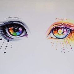 33 ideas for eye drawing side awesome Amazing Drawings, Beautiful Drawings, Cute Drawings, Drawing Sketches, Amazing Art, Dark Art Drawings, Beautiful Eyes, Realistic Eye Drawing, Drawing Eyes