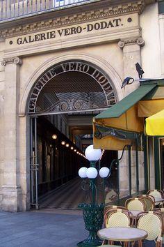 The Passages Paris