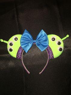 Toy story alien ears