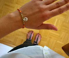 Boho Chic Bohemian Style Hippie Chic Bracelet Armband