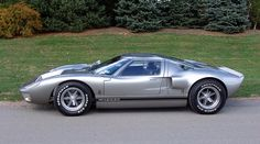 The Inspiration - The 1966 Ford GT40