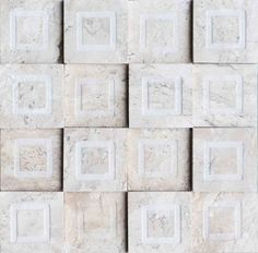 Brogliato Revestimentos - Coleções - Print - Cubic Beige - 30x30cm.