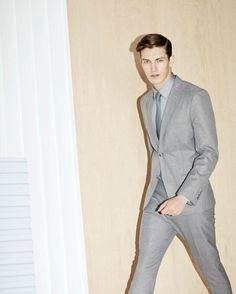 Far from drab, gray is the go-to hue for smooth, sophisticated modernity.