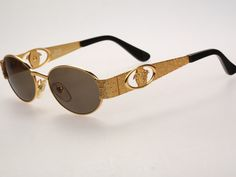d986129b5c3 Gianni Versace Mod S50 Col 030   Vintage sunglasses   NOS   90s and all  time being luxury!