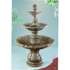 Classical Finial Fountain, 6 PC
