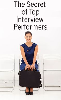 The secret of top interview performers. How to success at panel interviews - perfect advice for government job interviews.