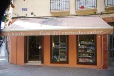 Vista exterior de la Casa del Encuadernador. Madrid. España. www.casadelencuadernador.com