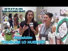 """Jabones, cremas y aceites para la Piel en la Exposición """"CONSUME LO NUES..."""