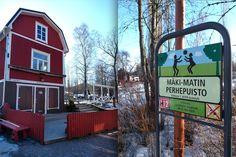 Kysyimme pari viikkoa sitten Facebookissa, mitä hauskaa Jyväskylässävoi tehdä koko perheellä.Näistä vaihtoehdoista löydät taatusti menovinkkejä joka tilanteeseen: Vastaajien ylivoimainen suosikki löytyy kivenheiton päässä kaupungin keskustasta: se onMäki-Matin perhepuisto,Suomen vanhin perhepuisto. Ison leikkipuistonlisäksi Mäki-Matissaon paljon kerhoja ja toimintaa, ja kesällä sinne voi tulla vaikka grillaamaan. Kuokkalasta taas löytyy Yrttisuon perhepuisto.  Toiseksi eniten…