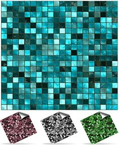 30 Turquoise - Self Adhesive Mosaic Wall Tile Decals For ... https://www.amazon.co.uk/dp/B015OWF3T6/ref=cm_sw_r_pi_dp_RYXLxb5H47M3N