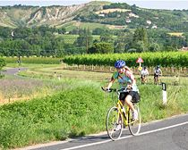 Experience Plus cycling tours across Italy