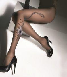 Rajstopy ORCHID&STONES #adrian #adrianinspiruje #tights #shining #fashion #beauty #woman #elegant #beautiful