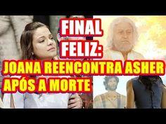 Felizes pra sempre em 'O Rico e Lázaro': Joana se encontra com o Asher a...
