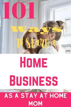 Learn how to start a home business as a stay at home mom. Quick businesses for the stay at home moms #stayathomebusiness #homebusiness #mombusiness
