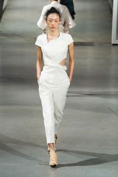 3.1 Phillip Lim SS15 | Runway | ELLE Malaysia