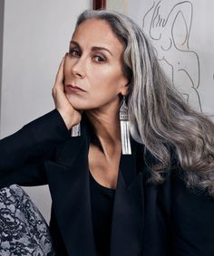 Caryn Franklin On The Menopause Empowerment