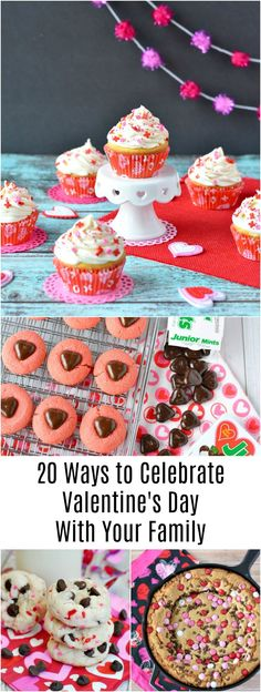 20 Ways to Celebrate Valentine's Day With Your Family #ValentinesDay