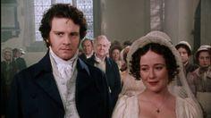 Mr. Darcy and Elizabeth Bennett